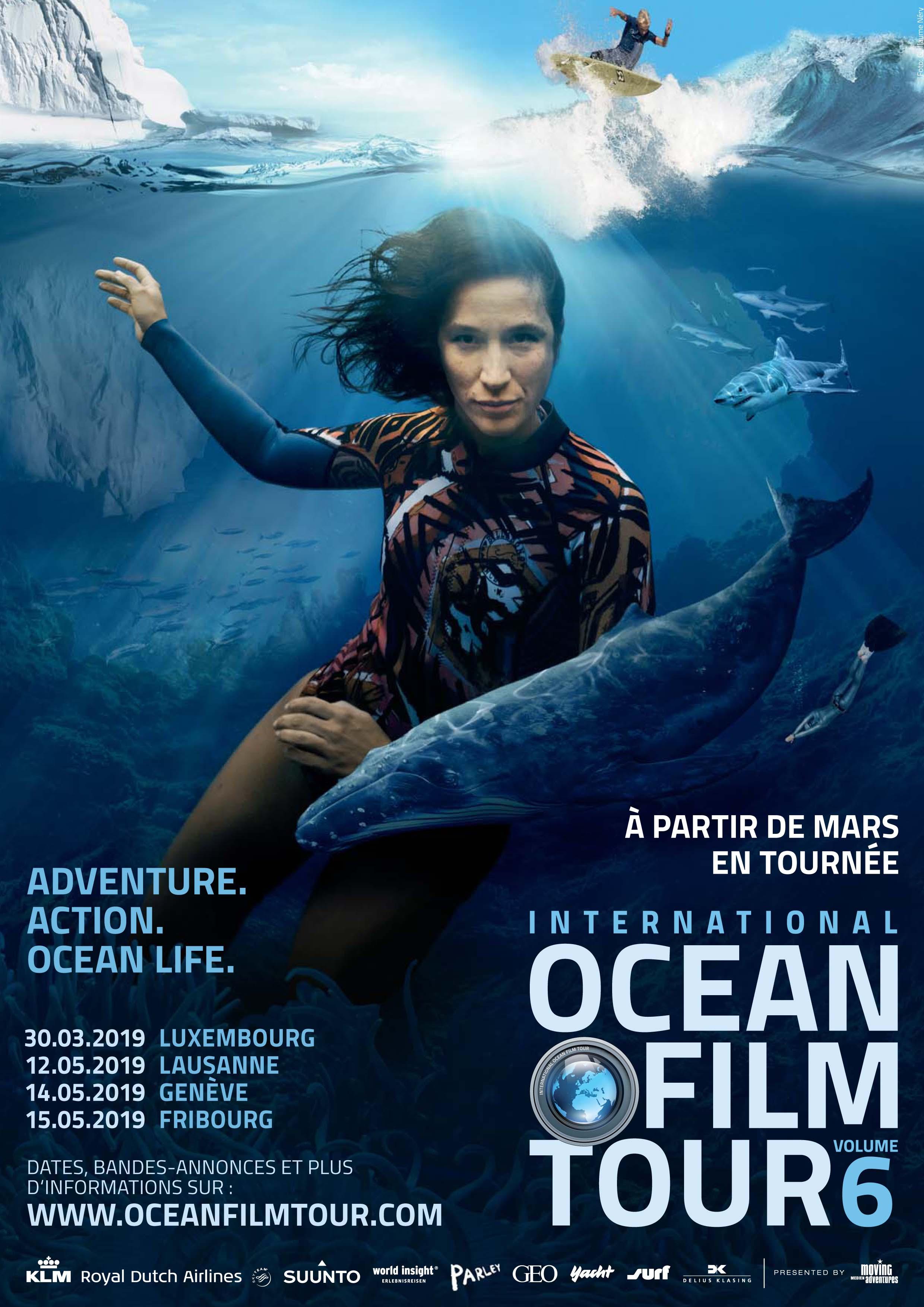 OCEAN FILM TOUR 14 MAI