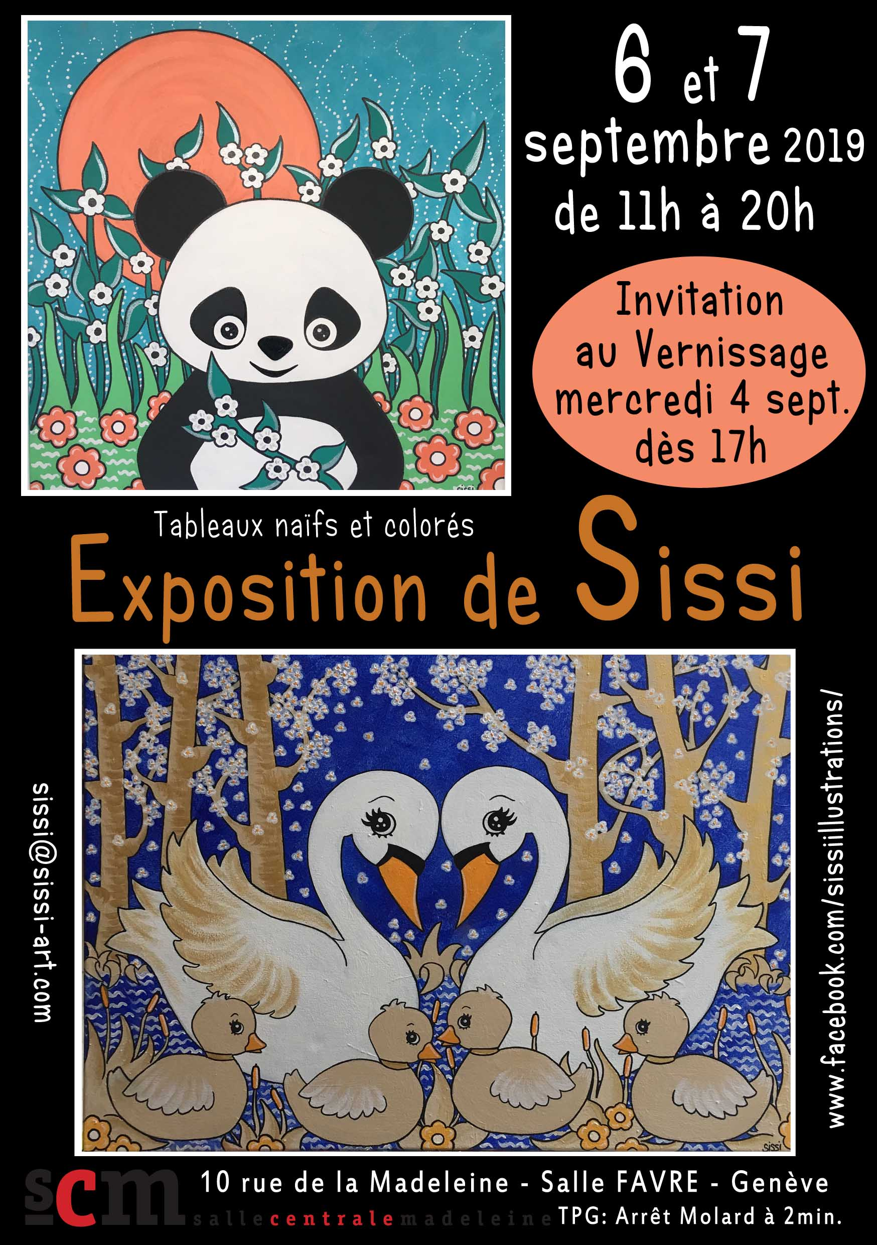EXPO SISSI FLY